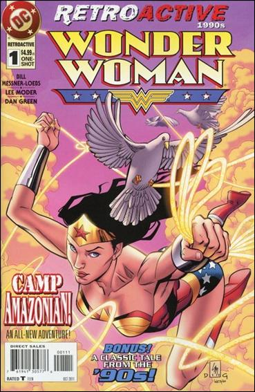 DC Retroactive: Wonder Woman - The 90's 1-A by DC