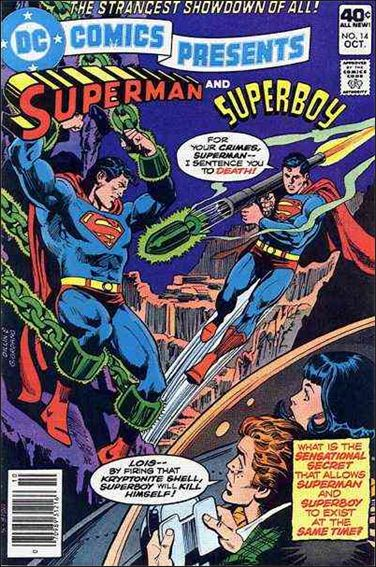 DC Comics Presents (1978) 14-A by DC