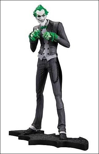 Batman: Arkham City (2013) Joker by DC Collectibles