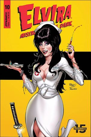 Elvira, Mistress of the Dark (2018) 10-C