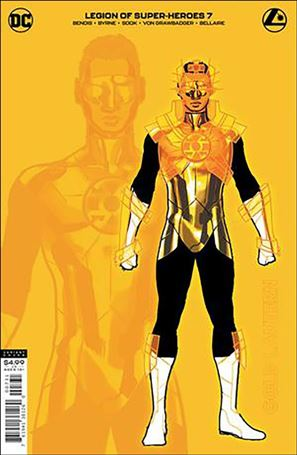 Legion of Super-Heroes (2020) 7-C