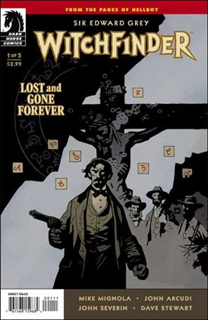 Witchfinder: Lost and Gone Forever 1-A