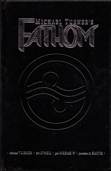 Michael Turner's Fathom (2001) 1-A by Image
