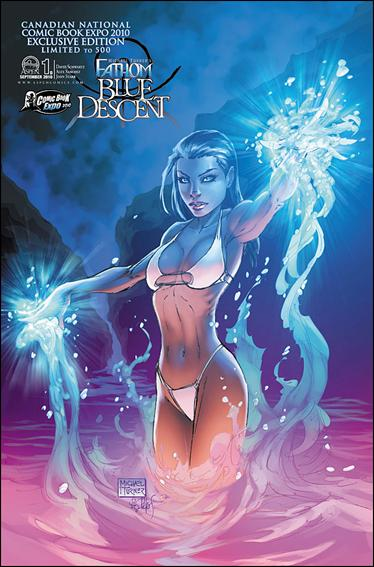 Michael Turner's Fathom: Blue Descent 1-D by Aspen