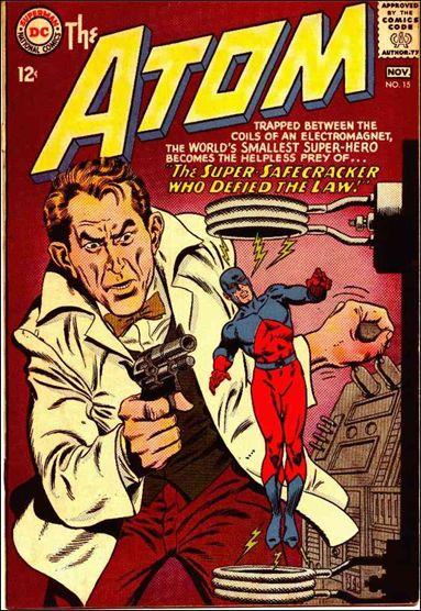 Atom 15-A by DC