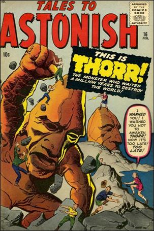 Tales to Astonish (1959) 16-A