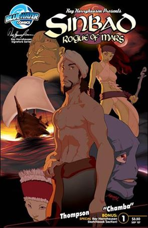Sinbad: Rogue of Mars 1-A