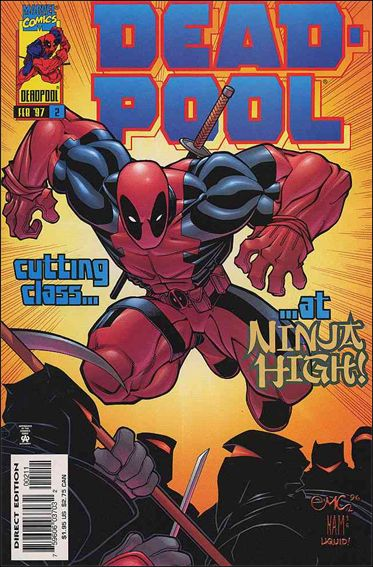 Deadpool (1997) 2-A by Marvel