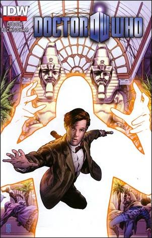 Doctor Who (2012) 2-C by IDW