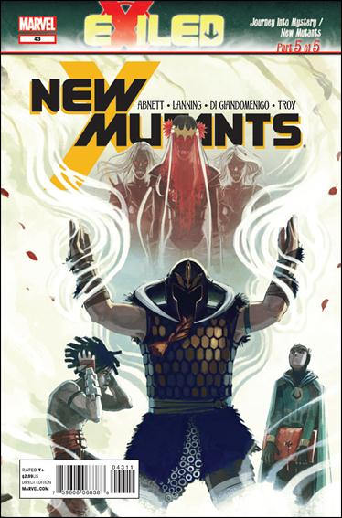 New Mutants (2009) 43-A by Marvel