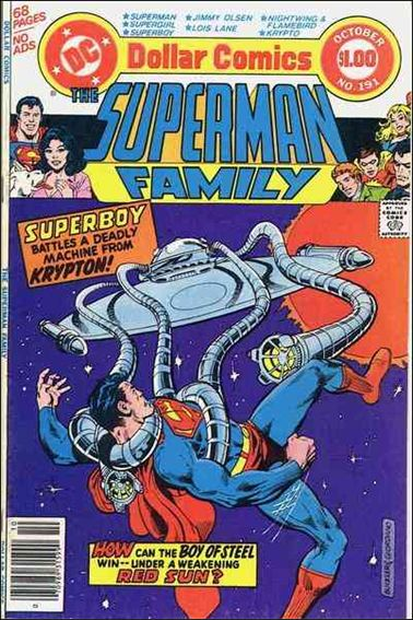 Superman Family 191-A by DC