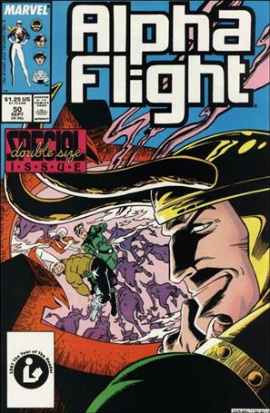 Alpha Flight (1983) 50-A