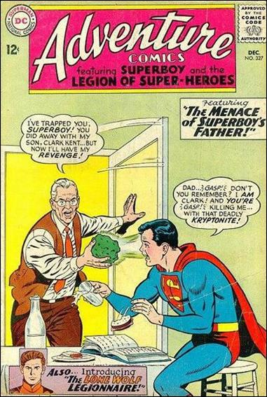 Adventure Comics (1938) 327-A by DC