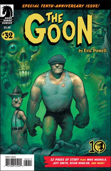 Goon (2003) 32-A by Dark Horse