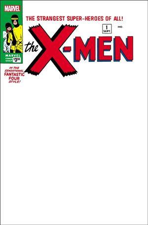 X-Men (1963) 1-E
