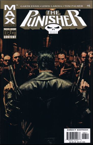 Punisher (2004) 6-A by Max