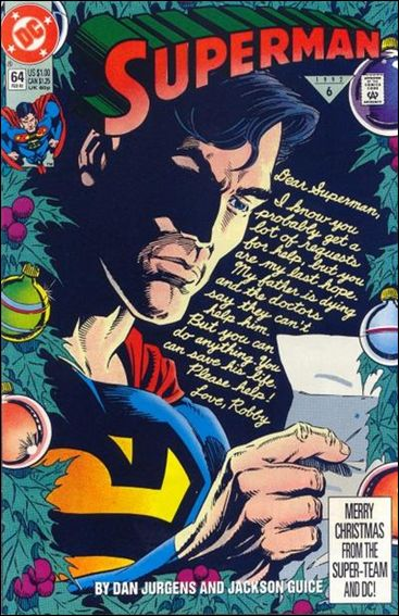 Superman (1987) 64-A by DC