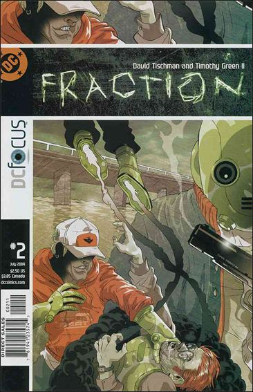 Fraction 2-A by DC