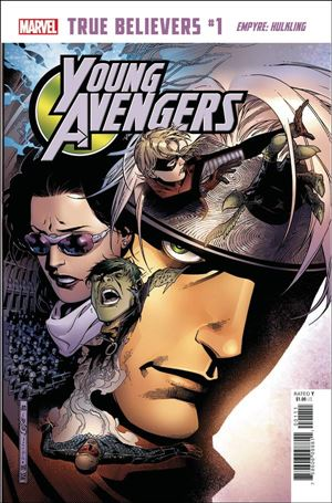 Young Avengers (2005) 11-B