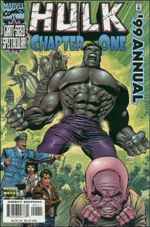 Incredible Hulk Annual  '1999'-A