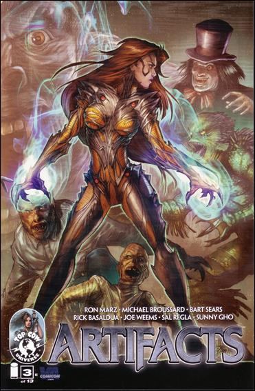 Artifacts (2010) 3-E by Top Cow