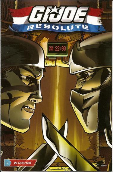 G.I. Joe: A Real American Hero 25th Anniversary Comic Pack Series 2-A by Hasbro Comics