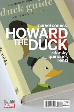 Howard the Duck (2015) 1-D