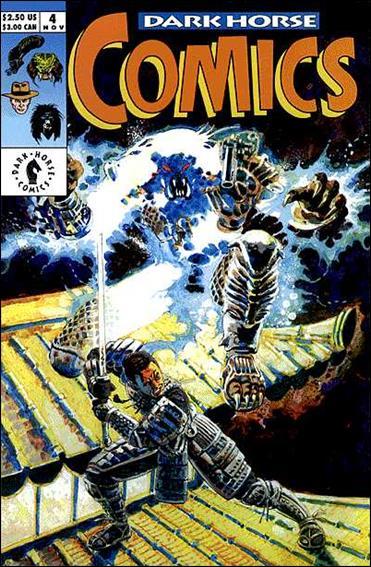 Dark Horse Comics 4-A by Dark Horse