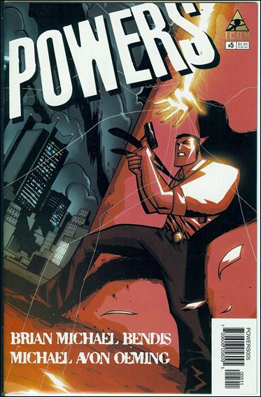 Powers (2004) 5-A by Icon