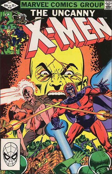 Uncanny X-Men (1981) 161-A by Marvel