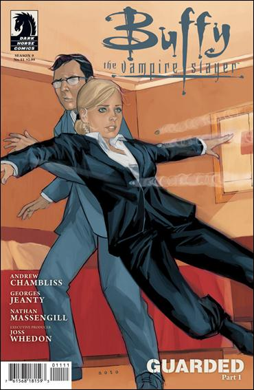 Buffy the Vampire Slayer Season 9 11-A by Dark Horse