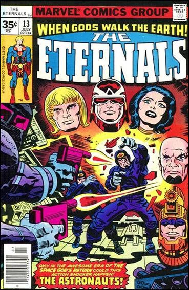 Eternals (1976) 13-B by Marvel
