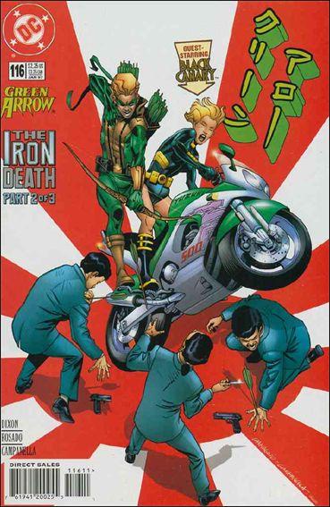Green Arrow (1988) 116-A by DC
