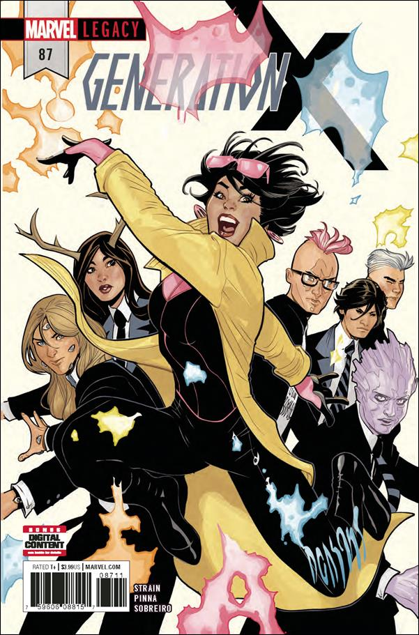 Generation X (1994) 87-A by Marvel