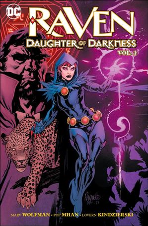 Raven: Daughter of Darkness 1-A