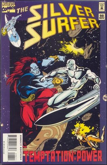 Silver Surfer (1987) 98-A by Marvel