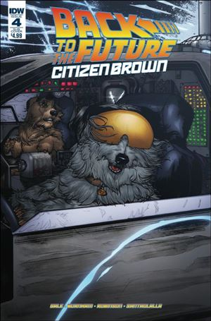 Back to the Future: Citizen Brown 4-B