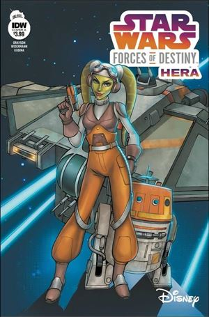 Star Wars Adventures: Forces of Destiny: Hera 1-A