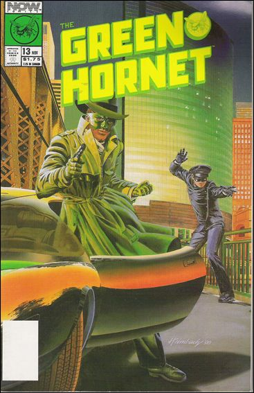 Green Hornet (1989) 13-A by Now Comics