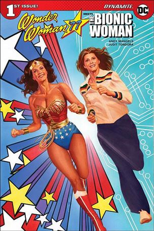 Wonder Woman '77 Meets The Bionic Woman 1-B