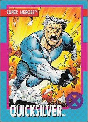 X-Men: Series 1 (Base Set) 35-A by Impel