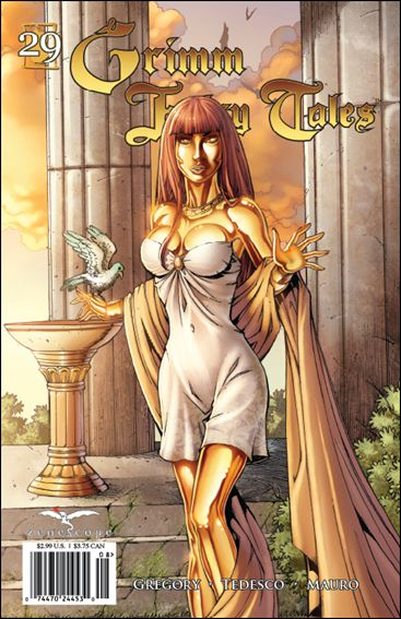 Grimm Fairy Tales (2005) 29-A by Zenescope Entertainment
