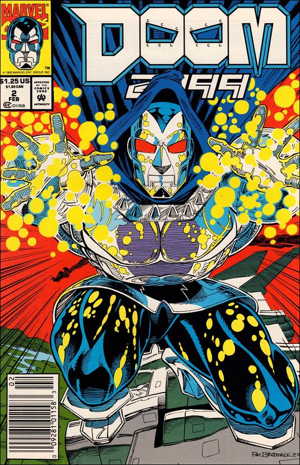Doom 2099 2-A by Marvel