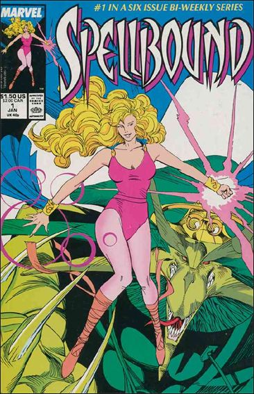 Spellbound (1988) 1-A by Marvel