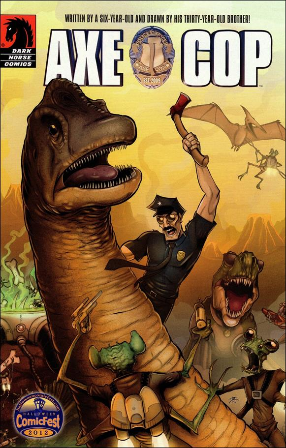 Axe Cop Mini-Comic nn-A by Dark Horse
