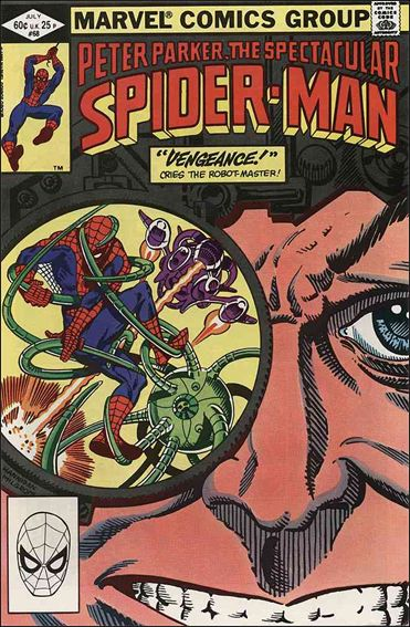 Spectacular Spider-Man (1976) 68-A by Marvel