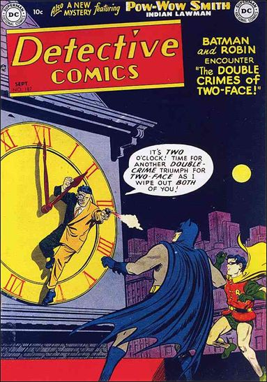 Detective Comics (1937) 187-A by DC