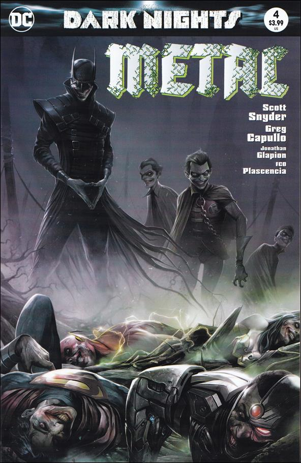 Dark Nights: Metal 4-H by DC