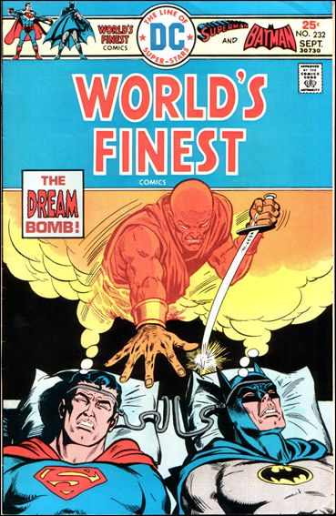 World's Finest Comics 232-A by DC