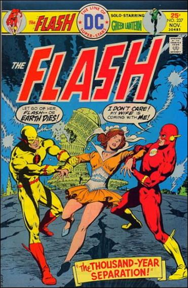 Flash (1959) 237-A by DC